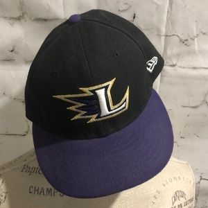Louisville Bats AAA team New Era 59fifty 7 1/4